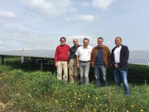 20170914 P Schalajda, W Mangold, J Frey, M Völkle und R Wetzel